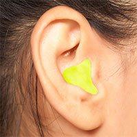 Kit de bouchons d'oreille moulés sur mesure TYMPO® Fluo Phospho